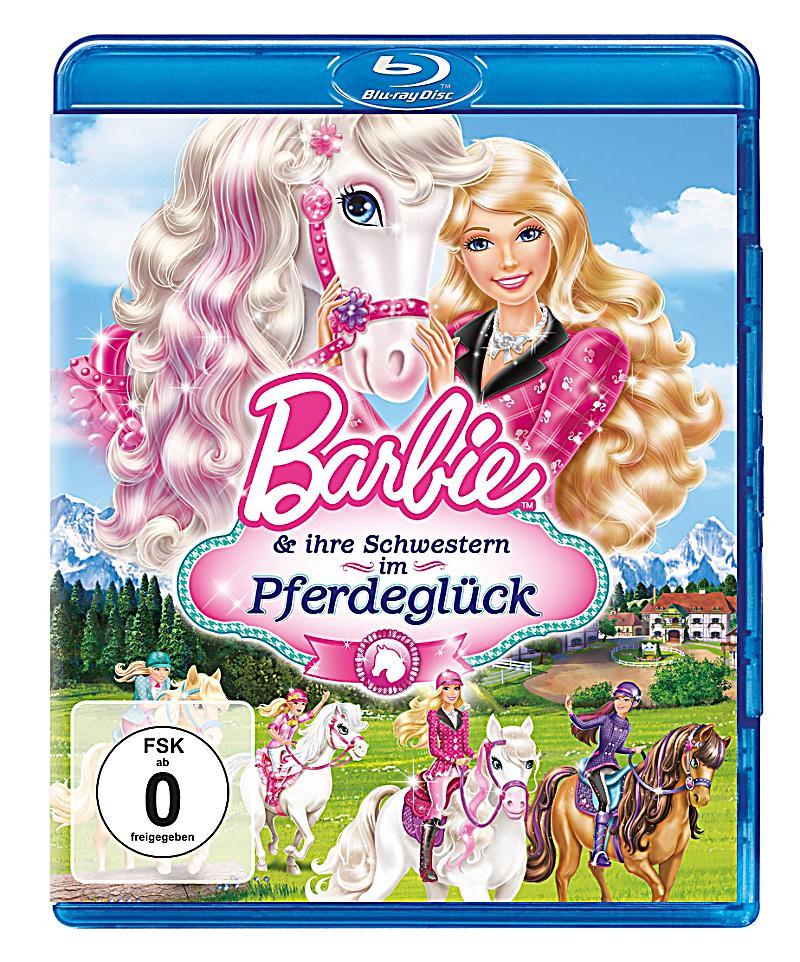 barbie und ihre schwestern im pferdeglück puppe mit pferd