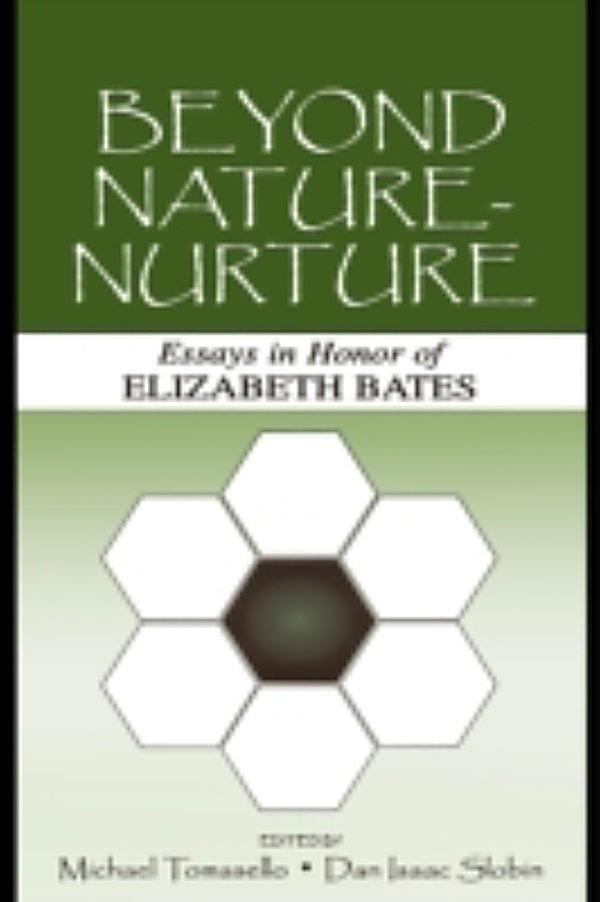 essays on nurture It is my personal opinion that alcoholism is more likely based on nurture than nature environmental factors have a larger influence than genetics.
