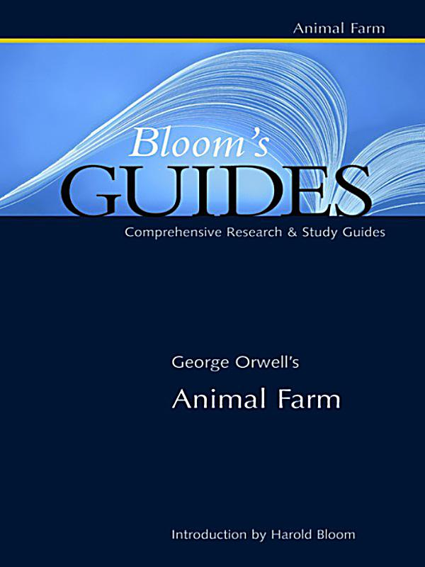 Thesis statement on animal farm by george orwell