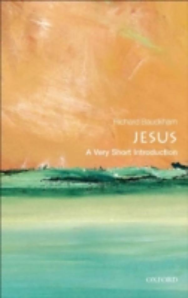 richard bauckham god crucified essay