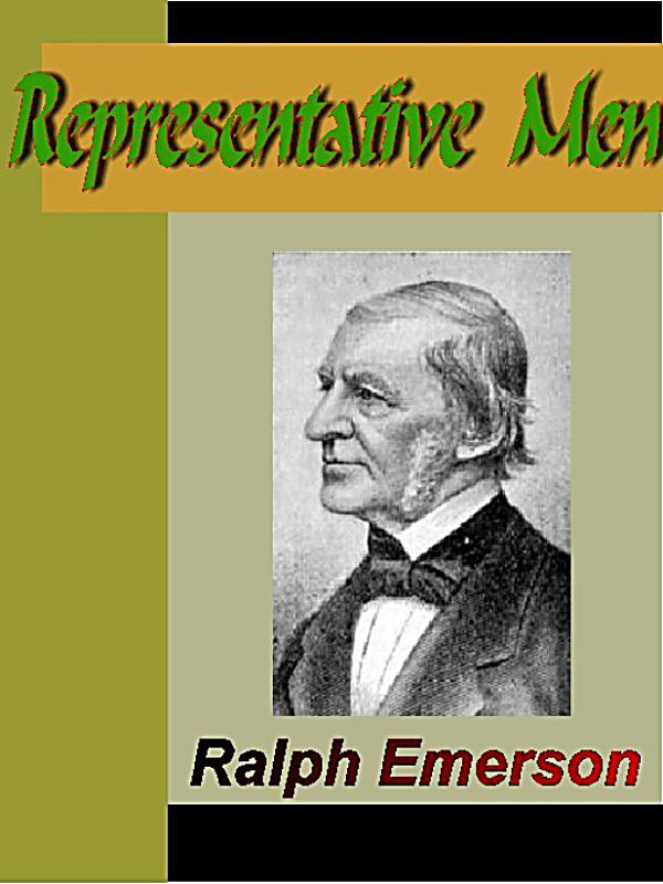 essays first series by ralph waldo emerson