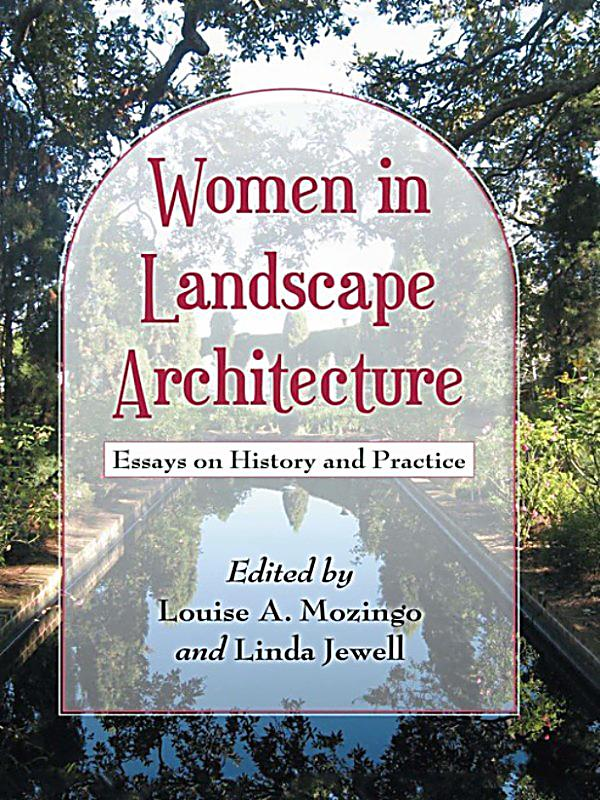 essays on architecture and nature
