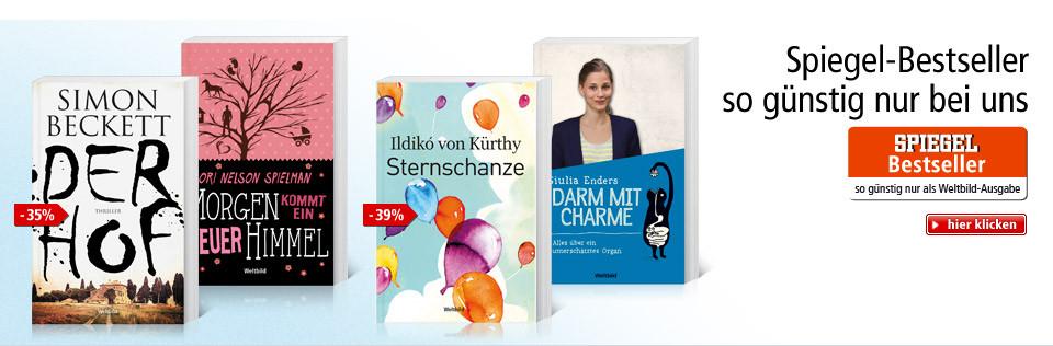 Bestseller mit Weltbild Vorteil