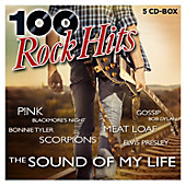 100 Rock Hits - The Sound Of My Life (5 CD-Box)