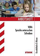 Arbeitsheft Sprache untersuchen / Schreiben, Grundschule 3. Klasse, Elina Semmelbauer, Lernhilfen & Lektüren