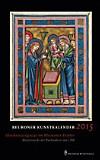 Beuroner Kunstkalender, Glaubenszeugnisse im Rheinauer Psalter 2015