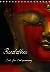 Buddha - Zeit für Entspannung (Tischkalender 2015 DIN A5 hoch)
