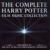 Complete Harry Potter Film Music Collection, Diverse Interpreten, Soundtracks: A-Z