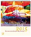 Die schönste Zeit ist heut, Eschbacher Jahres-Kalender 2015