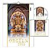 Die schönsten Orgeln 2015, m. 1 Audio-CD