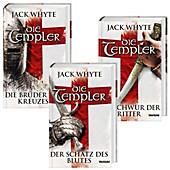 Die Templer-Trilogie (1)D.Schatz d.Blutes(2)D.Brüder d.Kreuzes(3)D.Schwur