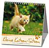 Kleine Katzen-Tatzen, Postkartenkalender 2015