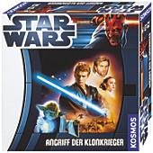 Kosmos Star Wars - Angriff der Klonkrieger, Familienspiel, Markus Brand, Inka Brand, Kinderspiele