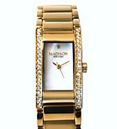 "Madison Uhr ""Emilia"" (Farbe: Gold)"