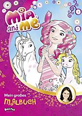 Mia and me - Mein großes Malbuch, Bastelbücher & Lernspiele