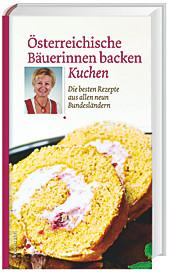 Österreichische Bäuerinnen backen Kuchen, Backenbücher