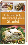 Österreichische Bäuerinnen backen Strudel