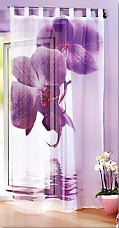 """Schlaufenschal """"Orchidee"""""""