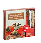 Süße Häkelideen für die Weihnachtszeit