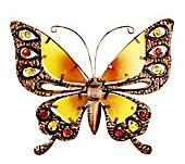 "Wanddeko ""Schmetterling"" (Größe: 25 cm)"